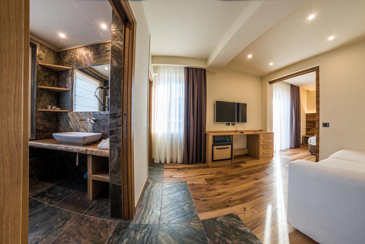 Suite cimone hotel firenze fanano monte cimone